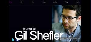 Gil Shefler's home page
