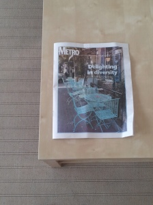 Metro Cover- Haifa's Florentin